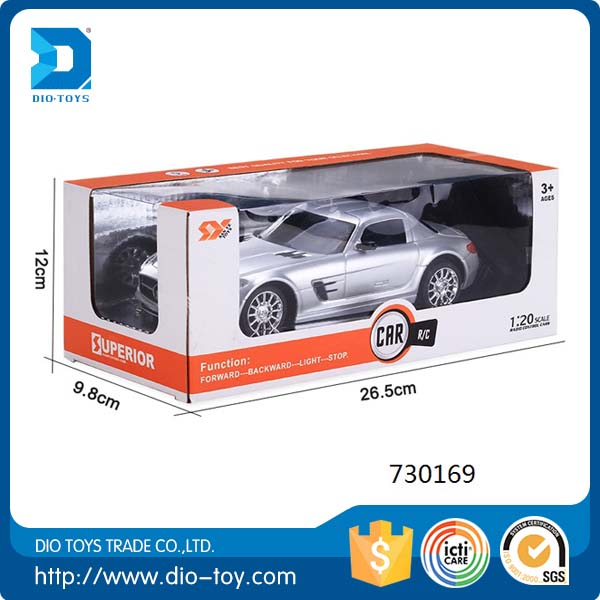 promotion toy 1 20 scale rc cars 1:20 2 channels car