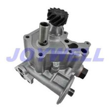 OIL PUMP DIESEL ENGINE TRUCK PARTS for MIT FUSO CANTER 6D31 , 6D34
