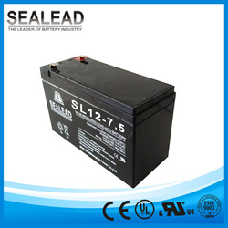 best batteries price 12v 7.5ah lead acid battery
