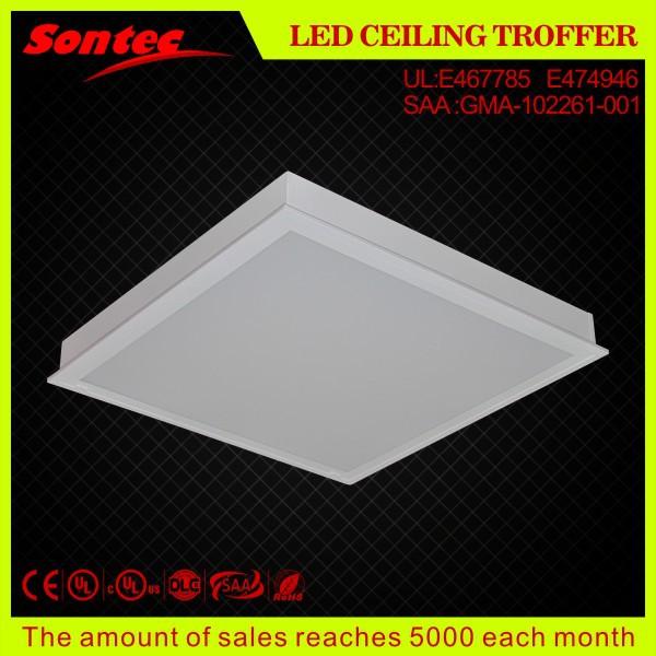 Clean Room Troffer Light Fixture