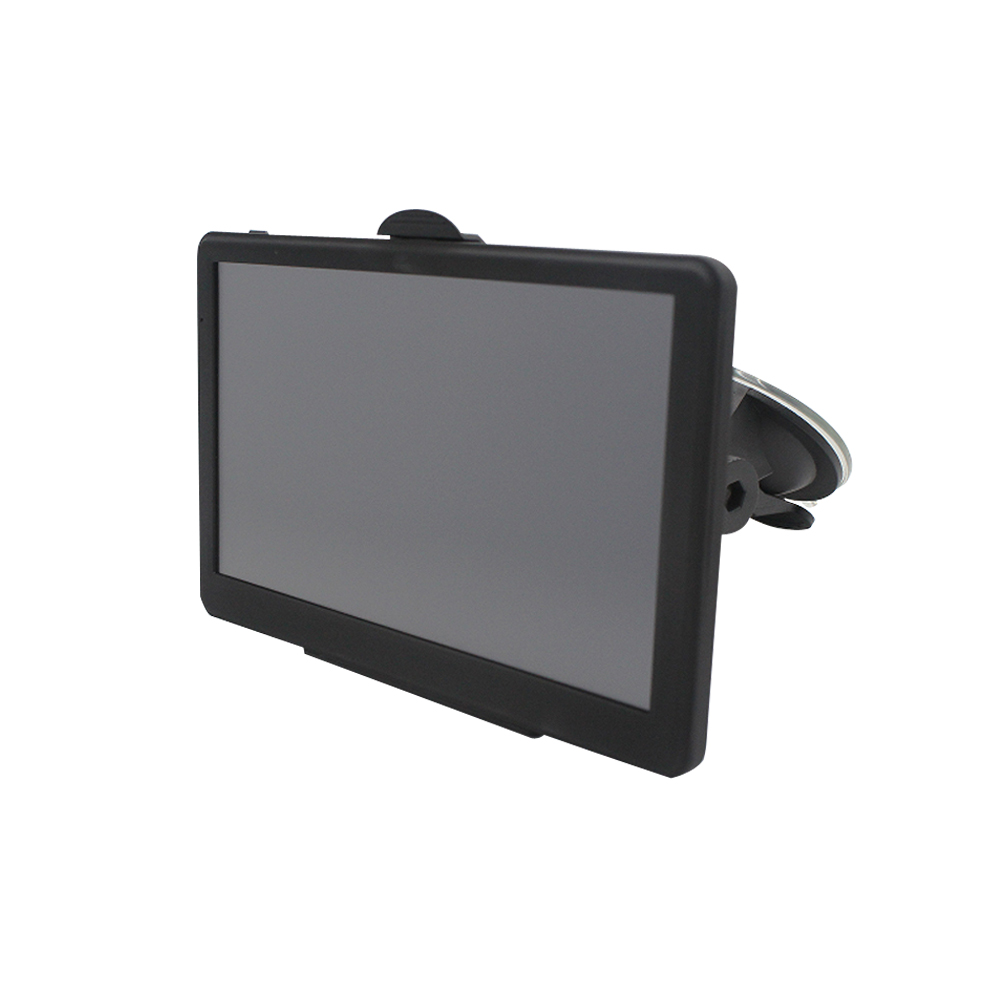 North America 7 Inch LCD Touch Screen Portable Car GPS Navigator with BT FM AVIN and ISDB-T