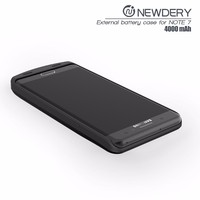 Micro USB External Pack For Samsung Galaxy Note 7 Battery Backup Power Bank Charger Case Portable Battery Charger