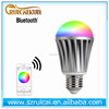 led bulb with wifi remote control CE ROHS highly bright wifi bulbs lights