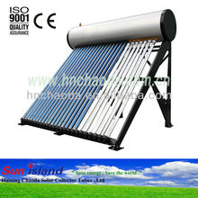 Rooftop Solar Pool Hot Water Heater In China