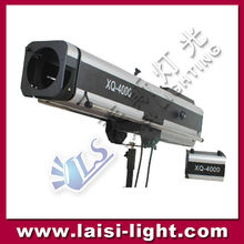 led stage light 4000w xenon follow spot light/ theater spotlights/led spot light outdoor