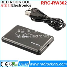Desktop USB 125Khz EM/ID, T5577 Smart Card Reader Writer With software, Support creating your own card No RRC-RW302