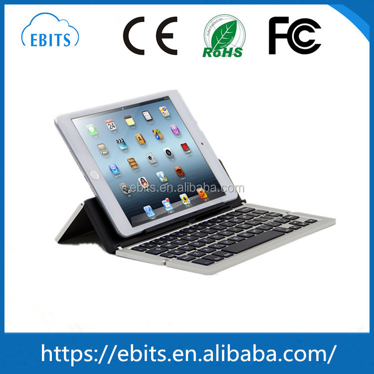 For iPad Apple iphone Bluetooth Folding mini wireless Keyboard