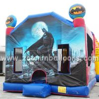 Factory directly sell inflatable cartoon theme jumping castle Z1081