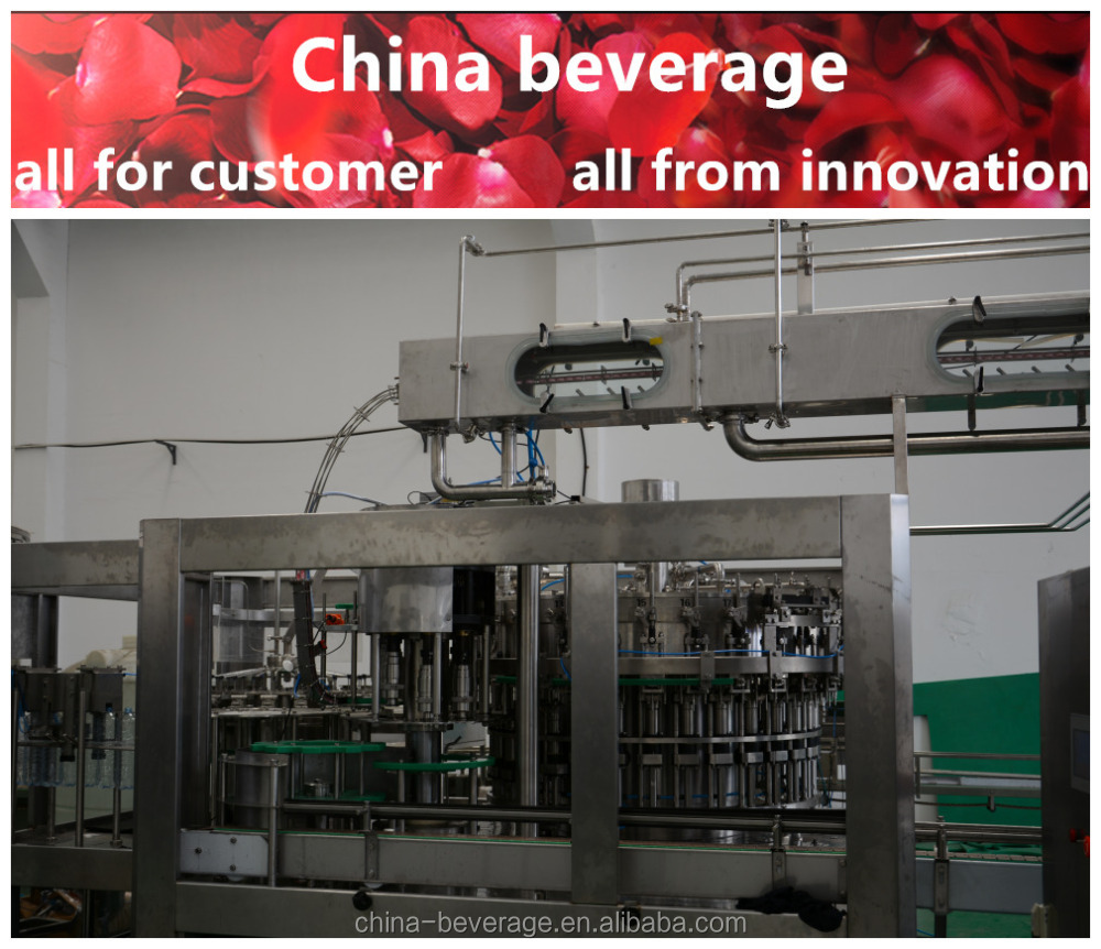 Factory direct price complete automation aluminum tin can filling line manufacturer