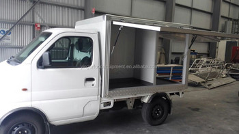 Aceept customized Factory Price Street Food truck /Food pickup /food box