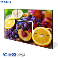 "top rated LG panel 60"" Factory supply superior quality led tv wall price"