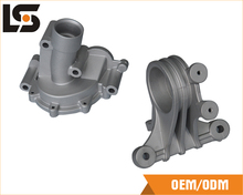 die casting parts aluminum die casting OEM / ODM service motorcycle parts keeway for industrial
