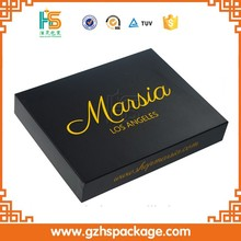 Hot!!! high quality competitive price sourivous for gift packaging elelgant a4 size printed a4 size paper box