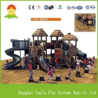 New style professional outdoor playground plans of ocean theme