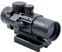 Lastest Technology 3X32 Classic Prism Riflescope Red Green Illuminated Riflescope