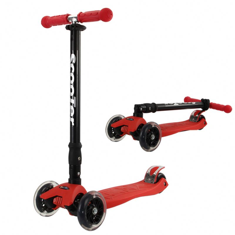 Factory Supply OEM & ODM Cheap Baby Japanese Brands Scooter 4 Wheel