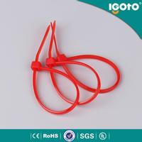 Igoto hot sale nylon 66 cable tie,zip tie wholesale