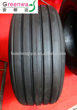 China supplier 205/75-15 207/80-15 agricultural implement tyres with I-1 tread pattern
