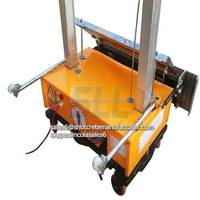 Zhengzhou Sincola brand names for cement plastering machine price for india machine