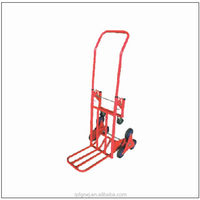 Pull Push Cargo Hand Trolley With