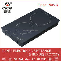 3000Welectric cooking Induction Cooker 2 burner electric hot plate