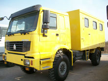 Mobile Workshop Truck for Lubrication and Maintaining truck for sale(china manufacturer)