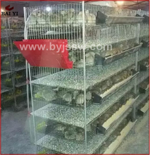 2017 Hot Sale Battery Quail Cages