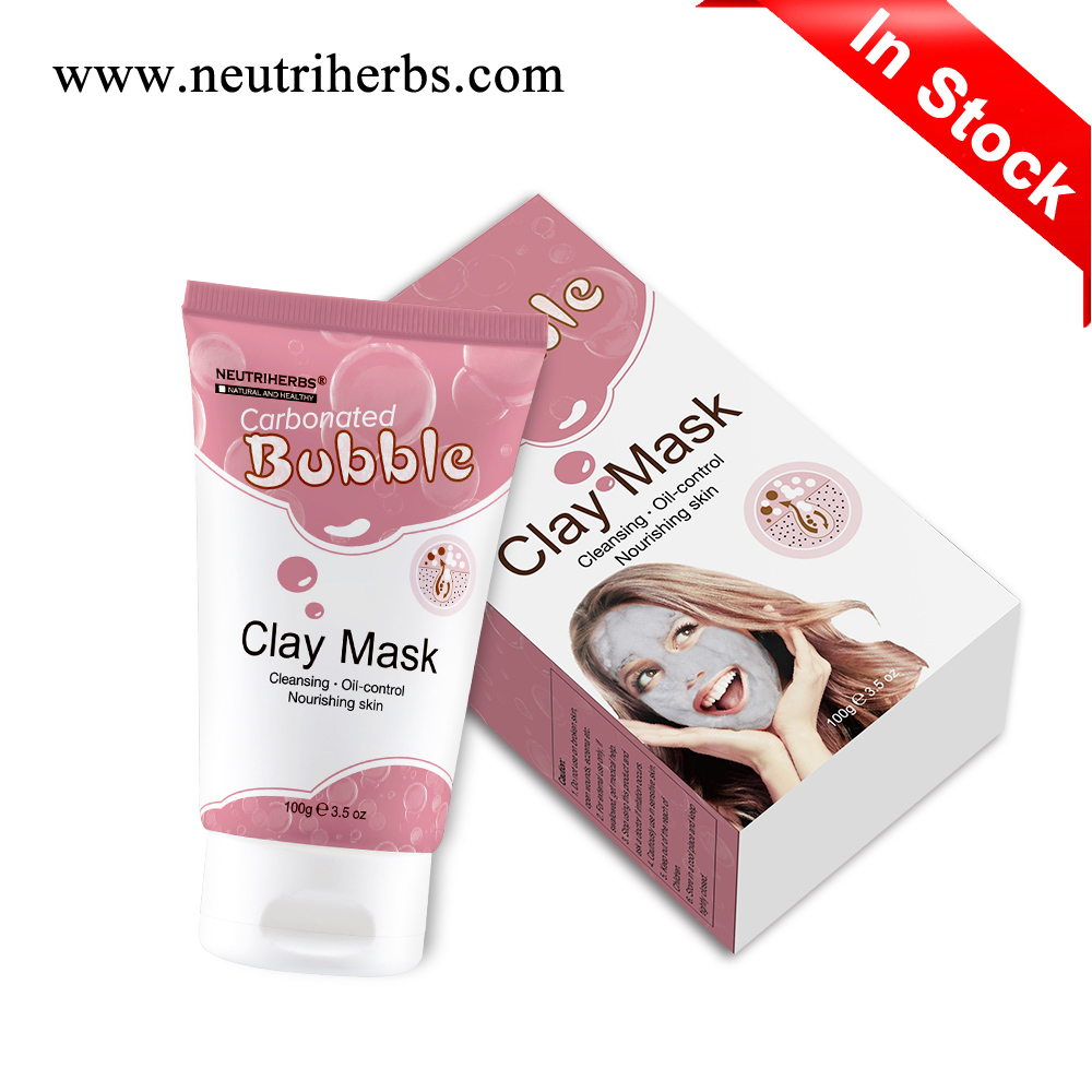 Best Dead Sea Cosmetics Oxygenating Carbonated Bubble Clay Mask For Deeply Cleaning