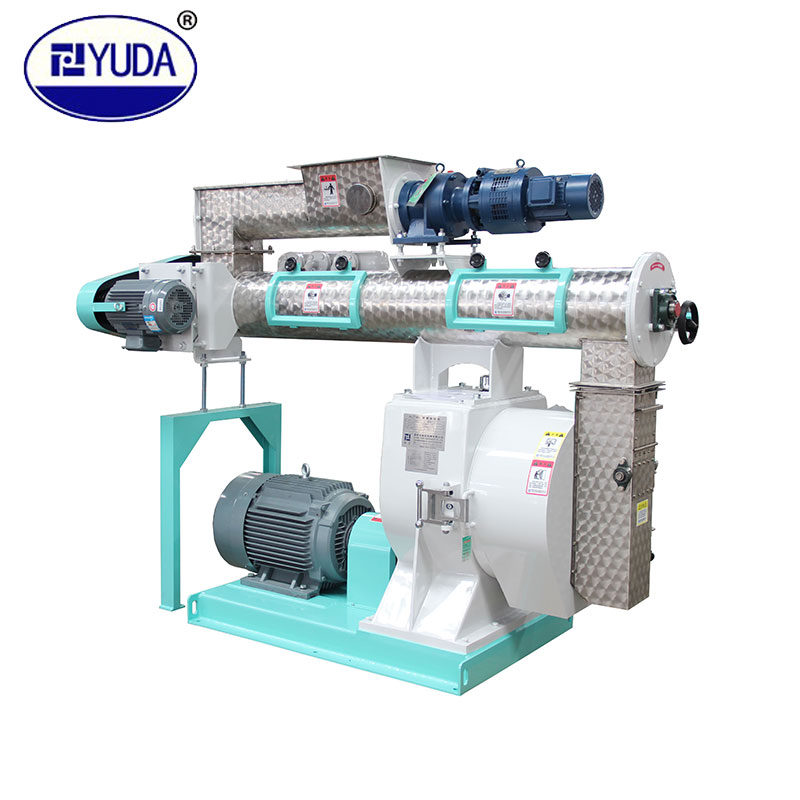 Suppliers Factory Direct hot Sale machine to produce feed pellet used