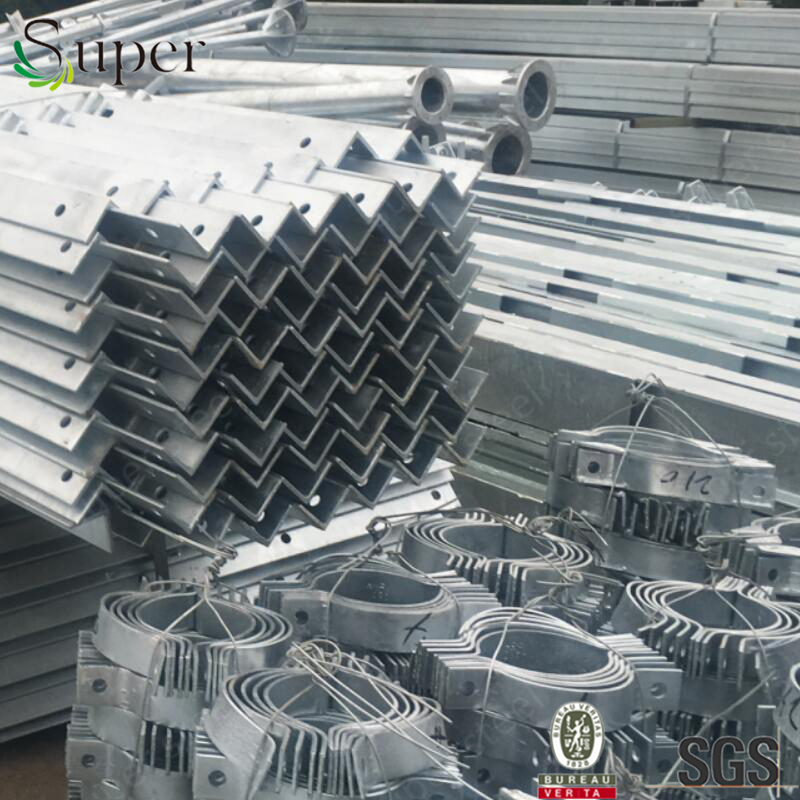 hot galvanized factory steel structure, prefabricated steel, structure steel frame
