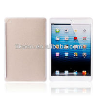 Protective transparent plastic hard cover case for ipad mini