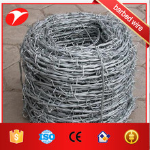 Wholesale Durable 2016 Continued Hot Double Strand Razor Barbed Wire Fencing