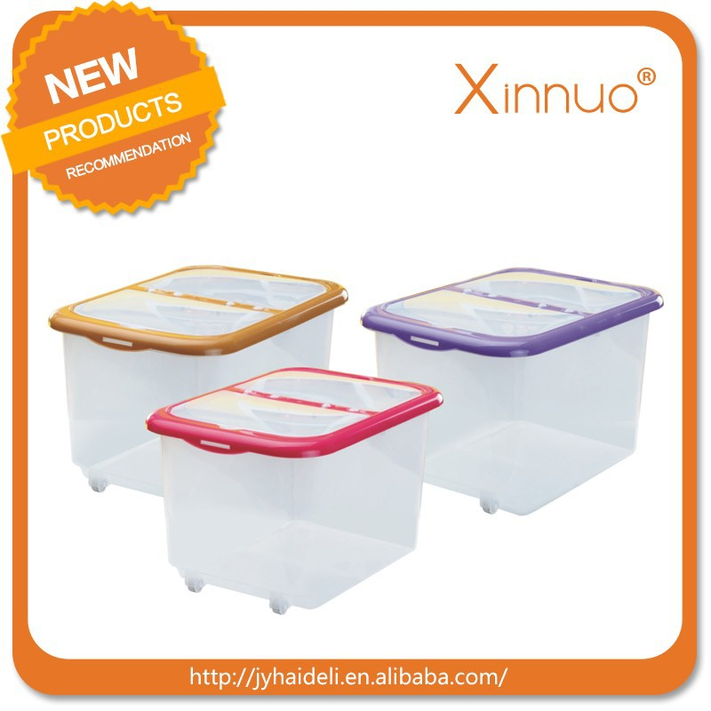 Plastic Box for Home Storage