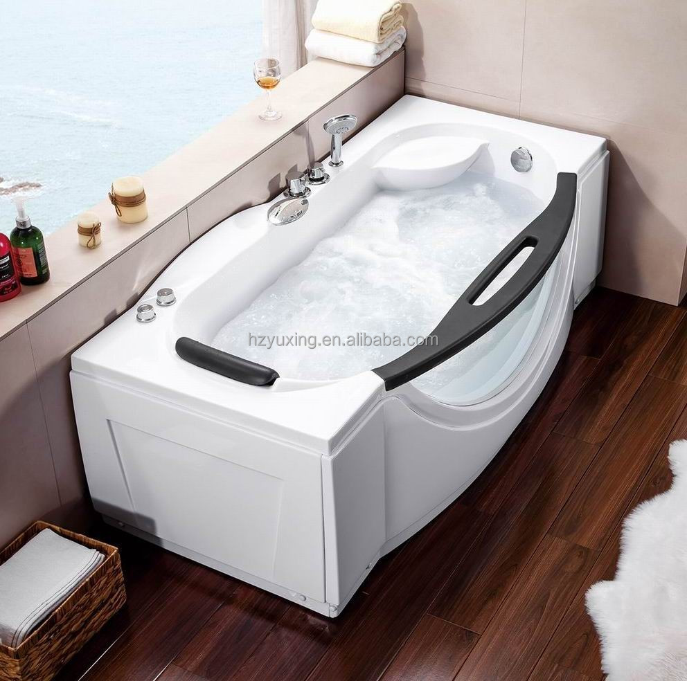 rectangle hydro massage whirlpool bath tubs A027B