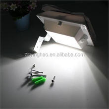 solar powered outdoor white garden pathway lamp,yard fence lights
