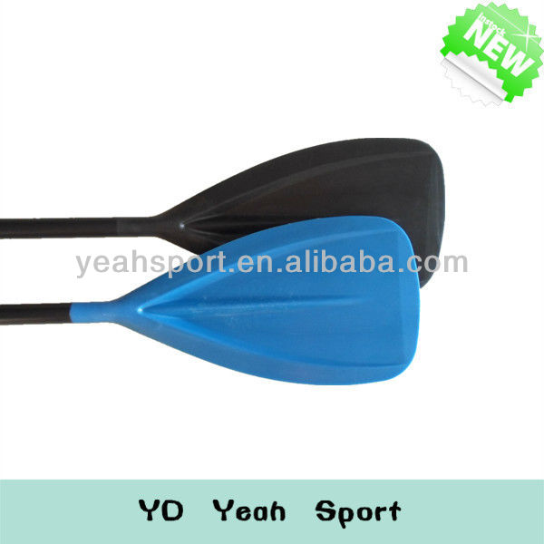 2-section high quality paddle boarding paddle/oar