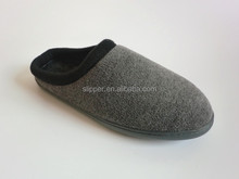 soft bedroom slippers new fleece classic mens indoor slipper cheap slipper indoor clog for men