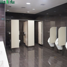 Sound proof phenolic board toilet shower cubicles sizes
