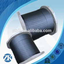 wire rope cables,Wire Rope 6*19+IWRC with 16mm