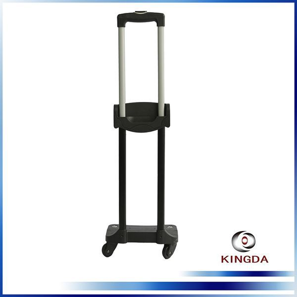 Mini portable reasonable price extension luggage trolley parts