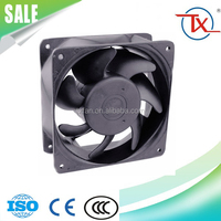 Hot Sale! 110v ac motor cooling fan 120x38mm with CCC for Blade Cooling Since 1993