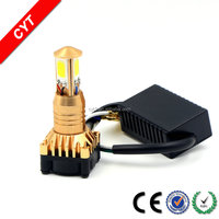 New M3 Gold H4 car led light FSK-A1