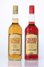 Flavored brandy