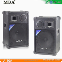 Active 2.0 speaker with woofer, woofer speaker with bluetooth, colorful flashing lights radio speake