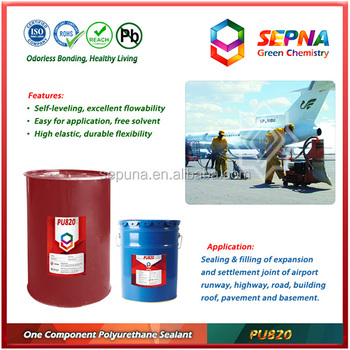 self-leveling crack sealants