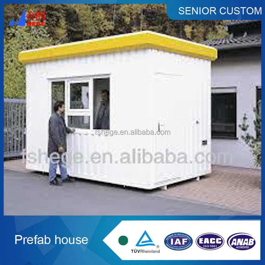 Economic prefab metal shop