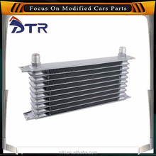 Aluminum car oil coolers , marine oil coolers cooler motorcycle wholesale