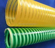 PVC spiral/helix/ corrugated suction hose