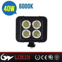 "New and Hot lw led 7.5"" 40W off road led pick up lexan"