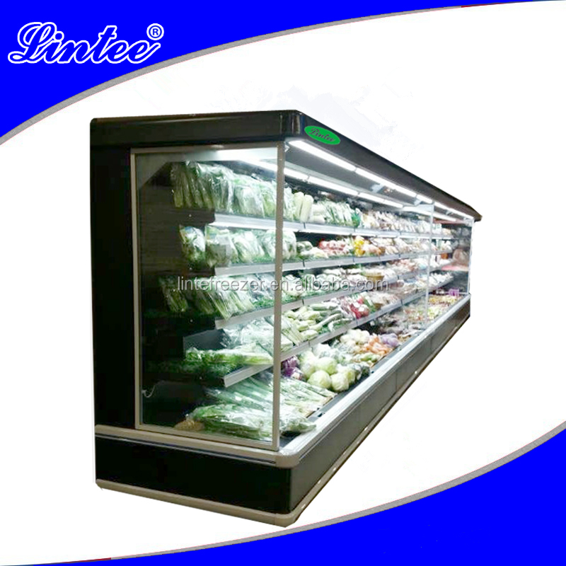 Display Cooler Type and Single-temperature Style upright chiller